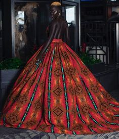 Carpet Runners Over Carpeted Stairs Code: 3615792463 African Dresses For Kids, African Prom Dresses, Latest African Fashion Dresses, African Inspired Fashion, African Print Fashion, African Attire, African Theme, African Wear, African Style