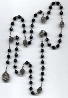 How to say the Seven Sorrows of Mary Chaplet and promises given.