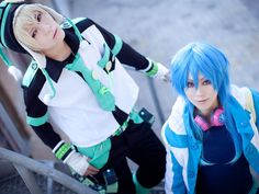 Take the test to figure out what anime you would be in!>>> I got dramatical murder lol