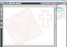 Tutorial: Creating a shape inside a pattern