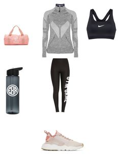 """""""Untitled #115"""" by ana-gabriela02 on Polyvore featuring LNDR, ban.do and NIKE"""