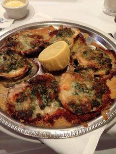McCormick and Schmick's Copycat Recipes: Oysters Rockefeller