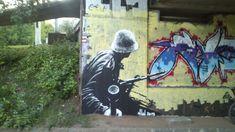 HK Graffiti, Painting, Painting Art, Paintings, Painted Canvas, Graffiti Artwork, Drawings, Street Art Graffiti