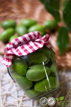 Olive verdi in salamoia - ecco come fare!