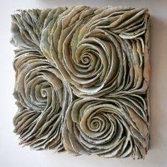 Most current Photo Slab pottery flower Concepts Lauren Blakey – Ceramic Artist Texture Art, Ceramic Artists, Sculptures Papier, Wall Sculptures, Slab Pottery, Ceramic Pottery, Pottery Art, Thrown Pottery, Pottery Studio, Porcelain Ceramic, Pottery Designs, Ceramic Mugs, Ceramic Bowls