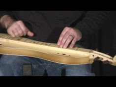Warren May DAA Mountain Dulcimer Demo by Stephen Seifert
