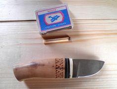 Шейный нож / Neck knife by Lefthandershop on Etsy