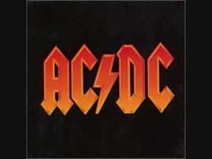▶ TNT AC/DC with lyrics - Early 80's ,friends and I singing this REALLY loud at an outside table at McD's ,by the order speaker, until they informed us everyone inside could hear us.  #LOL