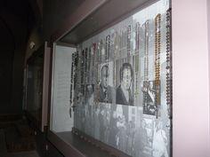 Muestra de rosarios. UnicoEnElMundo