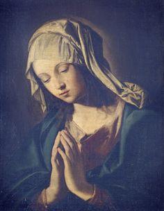 Madonna at Prayer Madonna at Prayer Sassoferrato (1609–1685) (copy after) The Holburne Museum
