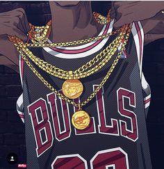 Chain on chain on chain Arte Do Hip Hop, Hip Hop Art, Dope Cartoons, Dope Cartoon Art, Dope Wallpapers, Animes Wallpapers, Nike Wallpaper, Cartoon Wallpaper, Pop Art