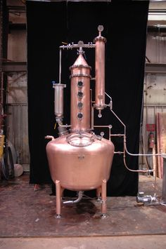 Batch Distillation Systems | Vendome Copper & Brass Works INC