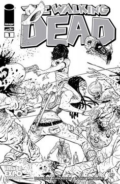 The Walking Dead #1 (Variant X)
