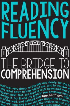 Teachers, don't overlook fluency in your reading program! Learn why reading fluency is so essential and ways you can easily incorporate it into your instruction. Guided Reading Lessons, Reading Strategies, Teaching Reading, Kindergarten Reading, Reading Response, Reading Comprehension, Comprehension Strategies, High School Reading, Fluency Activities