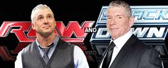As seen on Monday's episode of RAW, Stephanie McMahon claimed that she would be in charge of SmackDown, which would presumably leave Shane McMahon in charge of RAW. It's not clear at this time if that was the official announcement…
