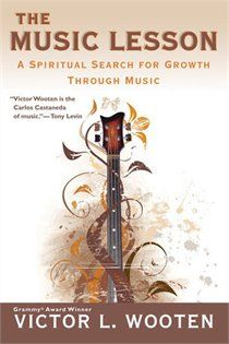 """""""The Music Lesson"""" by Victor Wooten (a favorite nonfiction book)"""
