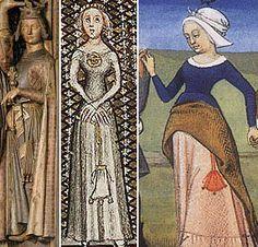Pouch, Drawstring, c. 1200-1500 [SL-P02] - $19.95 : Historic Enterprises, We're making history