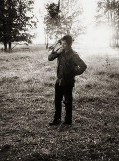 Daryl Dixon @Leonie Bosklopper Coetzee