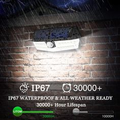 Outdoor motion sensor lights are very effectual way of providing your property or home with more security. These lights can also be very helpful Light Sensor, Solar Lights, Wide Angle, White Light, Outdoor Lighting, Garage, Deck, Yard, Concept