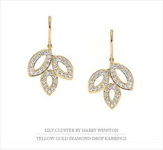Haute Jewelry: Harry Winston Lily Cluster Collection - Hautetime