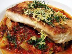 COMIDA MARINA DEL PERU: PESCADO EN SU JUGO / 鱼在你的果汁 / Рыбы в СОК