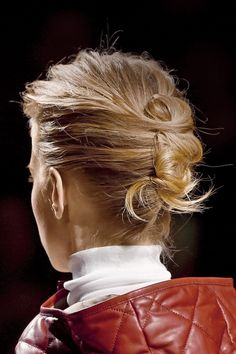 "The Best Hair Trends for Fall 2015""The classic French twist gets a modern makeover, bohemian waves are here to stay and leather is the new gold."" See the full gallery HERE."