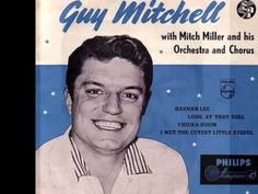 Guy Mitchell - Too Late