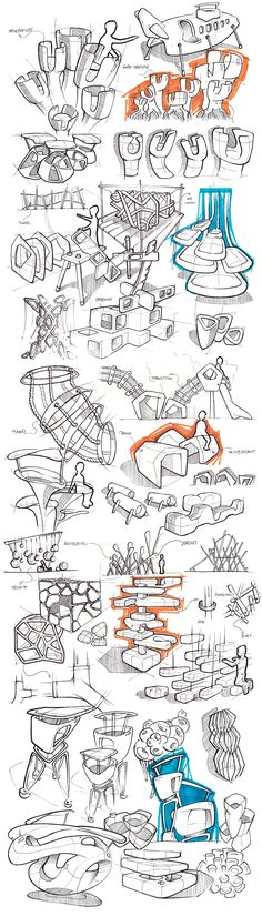 Sketches on Behance #id #industrial #design #product #sketch #footwear #s
