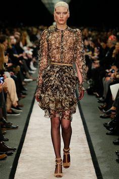 Givenchy, Fall 2014 RTW