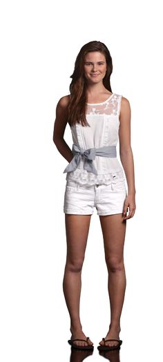 Abercrombie & Fitch - Shop Official Site - Womens - A Looks - SUMMER - SECOND DATE
