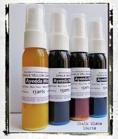 Ayeeda Chalk Mists