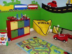 Transportation Playroom