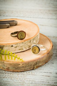 Handcrafted, metal-stamped jewelry combines a crafter's love for DIY and a jeweler's passion for creating.