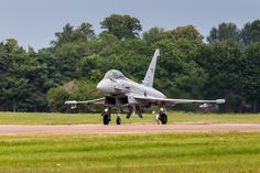 Italian Typhoon taking off at RIAT 2014.  See the rest of my aviation images in full size by clicking on the thumbnail.  They are also available to buy in a variety for formats or as a digital download without the watermark. #riat #airtattoo #typhoon #italian