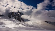 Mont Blanc du Tacul satellites by Artur Dudka on 500px
