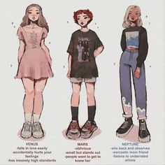 Cute Art Styles, Cartoon Art Styles, Anime Outfits, Cute Outfits, Drawing Anime Clothes, Clothing Sketches, Fashion Design Drawings, Character Outfits, Mode Inspiration