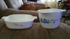 Corningware... the patterns that I do not have names to...