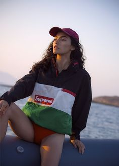 supreme pullover windbreaker - Google Search