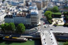 Paris réduit son empreinte écologique