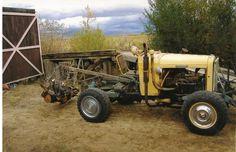 The Doodlebug: A Homemade Tractor - Tractors - Farm Collector  http://www.farmcollector.com/tractors/doodlebug-homemade-tractor-zmcz12augzbea.aspx#axzz32o3cSTpp