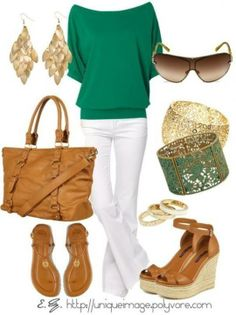 #casual wear #fashion #style everything but the white pants for me... :)