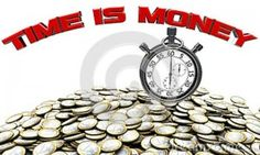 concept-value-time-to-make-money-made-d-clipping-path-37026860