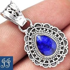 GOEGEOUS-INDIAN-BLUE-SAPPHIRE-925-STERLING-SILVER-PENDANT-1-25-LONG
