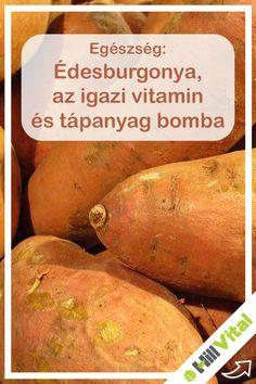 Home Remedies, Sweet Potato, Herbalism, Vitamins, Health Fitness, Food And Drink, Healthy Recipes, Vegan, Vegetables