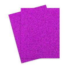 Glitter Paper - Punch Glitter Letter Size - 10 PK Specialty coated glitter paper for durability and no shedding. colorful glitter which cuts nic Paper Punch, Letter Size, All The Colors, Card Stock, Card Making, Size 10, Glitter, Scrapbook, Lettering