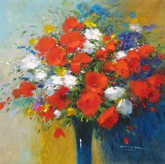 "G. Nesvadba ""Floral Red"" http://www.artshopnc.com/component/content/article/318.html"