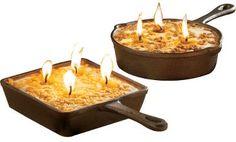 Cabela's: Swan Creek® Cast-Iron Candle Set