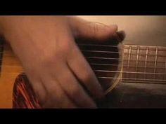 Ma rk Knopfler Showing his magic on an acoustic guitar - YouTube