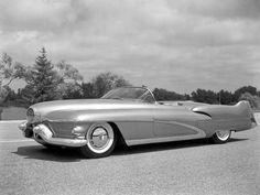 Buick LeSabre concept car (1951)