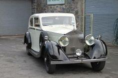 1935 Rolls-Royce 20/25 William Arnold 'Airline' Saloon.